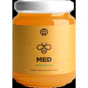 Votamax BrainMarket - Med medovicový lesní, 475 g