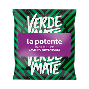 Verde Mate Green La Potente 50g