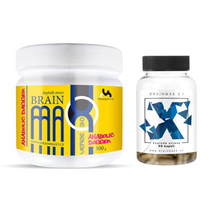 Votamax Duo Magic PreWorkout