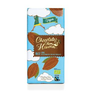 Chocolates from Heaven - BIO rýžová VEGAN čokoláda 42%, 100g