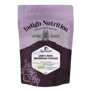 Indigo Herbs Lion's Mane Powder, Hericium v prášku, 250 g