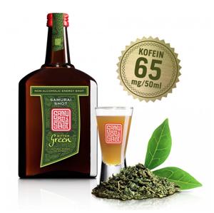 Samurai Shot - Bitter Green, 500 ml