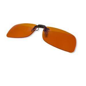 BrainMax Klipy na dioptrické okuliare blokujúce 90 % modrého svetla