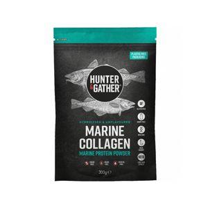 HUNTER & GATHER Mořský hydrolyzovaný kolagen, prášek, 300g