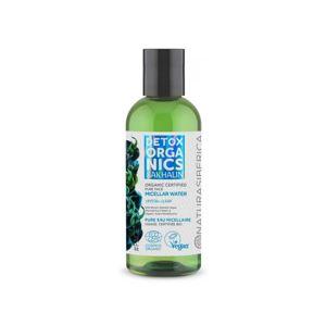 Natura Siberica Detox Organics čistiaca micelárna voda, 170 ml