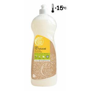 Tierra Verde - Gel na nádobí s BIO citronovou silicí, 1 l