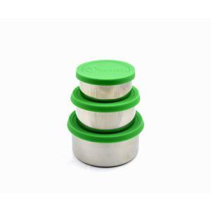 Made Sustained Sada desiatových boxov (zelená, 3ks)