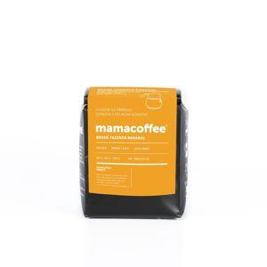 Mamacoffee - Brasil fazenda Bananal, 250g Druh mletie: Zrno