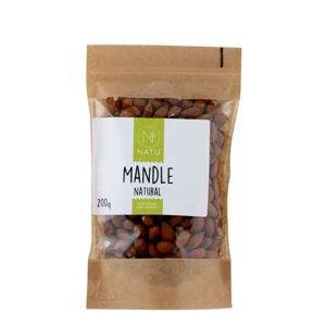 NATU - Mandle natural, 200g