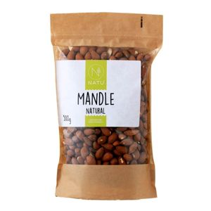 NATU - Mandle natural, 500g