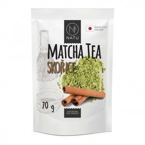 NATU - Matcha Tea BIO Premium Japan Skořice, 70g