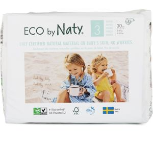 ECO by Naty Naty - Plenky Midi 4-9 kg (50 ks)