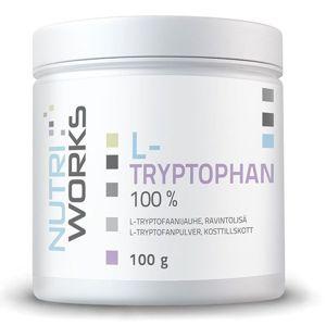 NutriWorks L-Tryptophan, 100g