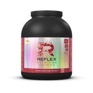 Reflex 100% Native Whey Protein Vanilka - 1,8kg