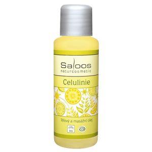 Saloos Bio Masážní A Tělový Olej Celulinie, 50ml