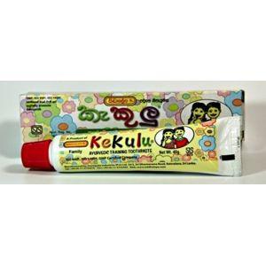 Siddhalepa Detská Zubná pasta Kekulu, 40g