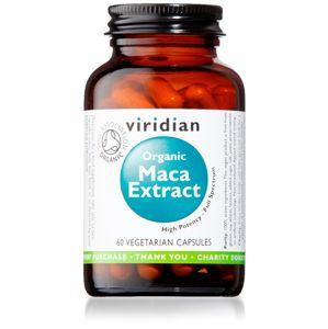 Viridian Maca Extract 60 kapslí Organic