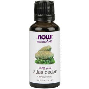 NOW® Foods NOW Essential Oil, Atlas Cedar oil (éterický cedrový olej), 30 ml