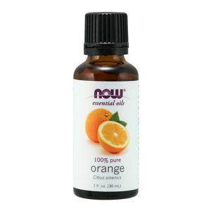 NOW® Foods NOW Essential Oil, Orange oil (éterický olej pomeranč), 30 ml