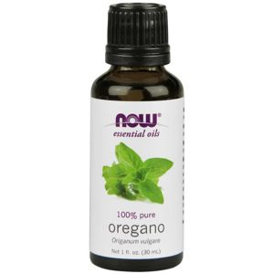 NOW® Foods NOW Essential Oil, Oregano oil (éterický oregánový olej), 30 ml